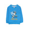 Free Styler Sweat Shirt For Boys - Sky Blue (1642)