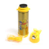 Winnie The Pooh Water Bottle 500ml - Yellow (SDA-4)