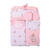 Elephant 8 Pcs Gift Set For Infants - Pink (TL-228Z-4)