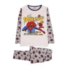 Spiderman Printed 2 PCs Suit For Boys - (95-160)