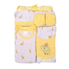 Elephant 8 Pcs Gift Set For Infants - Yellow (TL-228Z-4)