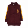 Go Girl Fleece jacket For Girls - Maroon (GJ-05)