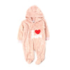 I Love Papa Romper For Infants - Pink (2674)