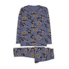 Batman Printed 2 PCs Suit For Boys - (95-160)