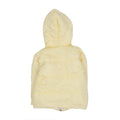 Quilted Hooded Puff Jacket For Infants - Yellow (IJ-01)