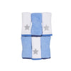 Carter's Little Stars Face Towel For Baby 6 PCs (11401)