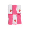 Carter's Strawberry Face Towel For Baby 6 PCs (11401)