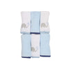 Carter's Elephant Face Towel For Baby 6 PCs (11401)