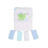 Carter's Octopus Hooded Bath & Face Towel 5 Pcs (6266)