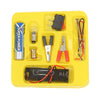 Science Experimental Electric Set For Kids - Yellow (1510)