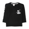 Keep On Moving Sweat Shirt For Boys - Black (3756)