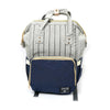 Multi-function Mama Baby Bag - Navy (0028)