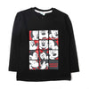 Mickey Mouse Sweat Shirt For Boys - Black (3766)