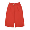 Stylish Cotton Qlot Pant For Girls - Orange (GP-08)