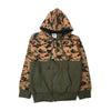 Army Jacket For Boys - Green (0401)