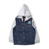 Rockstar Denim Jacket For Boys - Blue (0401)