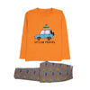 Let's Go Travel 2 PCs Suit For Boys - (95-160)