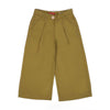 Stylish Cotton Qlot Pant For Girls - Olive (GP-07)