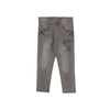 No Bad Days Denim Pant For Boys - Grey (DP-11)