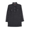 Denim Kurta For Boys - Black - (1205)