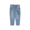 No Bad Days Denim Pant For Boys - Blue (DP-12)