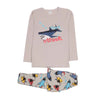 Shark Attack 2 PCs Suit For Boys - (95-160)