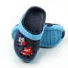 Car Casual Slippers For Boys - Navy/Blue (NY-01)