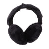 Fancy Furr Earmuff For Kids - Black (EM-60)