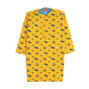 Batman Printed Kurta For Boys - Yellow (2131)