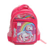 Unicorn Character School Bag For Kids - Pink (1619)