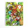 Ben 10 Note Book For Kids - Green (06731)