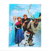 Disney Frozen Note Book For Kids - Blue (06731)