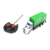 Construction R/C Remote Control Truck - Green (9879-9A)