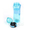 Fancy Stylish Water Bottle For Kids 900ml - Blue (YY-0705)