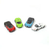 Metal Die Cast Auto Cars Set For Kids 4 Pcs - Multi Color (198-1003)