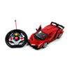 Open The Door Remote Control Car - Red (6161)
