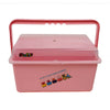New Born Baby Accessories Box - Pink (01112)