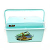 New Born Baby Accessories Box - Green (01112-1)