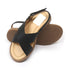 Casual Stylish Sandal For Girls - Black (RF-2)