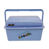 New Born Baby Accessories Box - Blue (01112-1)