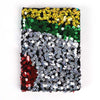Diary Sequin For Kids Small - Multi Color (A6-4)