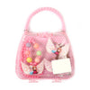 Kitty Jewellery Set Purse For Kids - (23017)