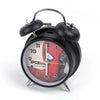 Spider-Man Far From Home Outer Bell Table Alarm Clock For Kids - Multi Color (AC-45)