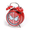 Spider-Man Outer Bell Table Alarm Clock For Kids - Multi Color (AC-44)