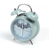 Batman Large Dial Outer Bell Table Alarm Clock For Kids - Green (AC-46)