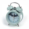 Batman Dial Outer Bell Table Alarm Clock For Kids - Green (AC-42)