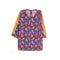 Pizza Printed Top For Girls - Multi (GT-13)