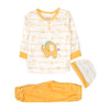 Elephant 3 PCs Suit For Infants - Yellow/White (IS-01)