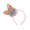 Fancy Frill Kitten Hair Band For Girl - Multi (HB-004)