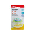 Pigeon Silicone Pacifier Step 2 - Kitty (13692)